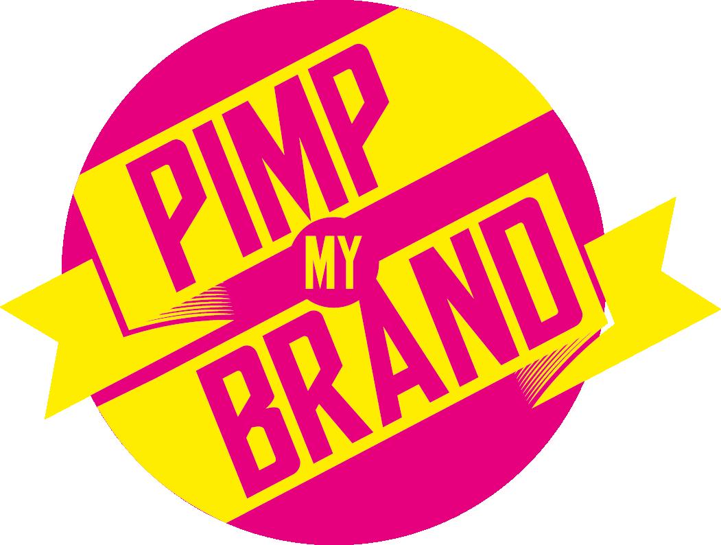 Pimp my brand, logo, graphism, communication, branding, website,